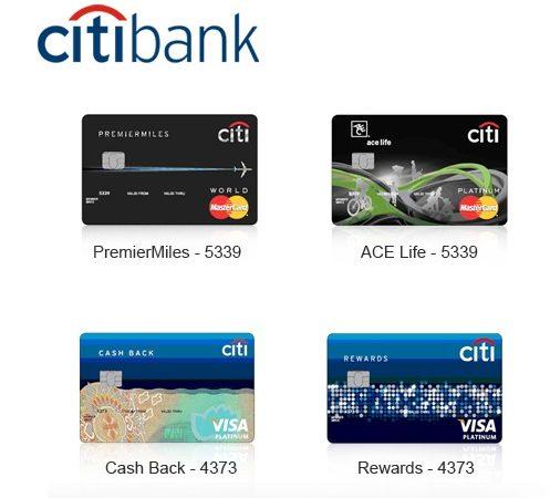 Hướng dẫn cách làm thẻ tín dụng Citibank online nhanh nhất
