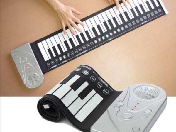 Đánh giá Đàn piano điện tử bàn phím cuộn dẻo 88 phím có tốt không?