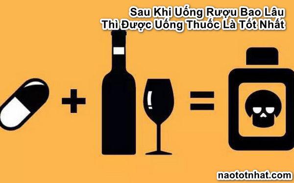 sau-khi-uong-ruou-bao-lau-duoc-uong-thuoc1